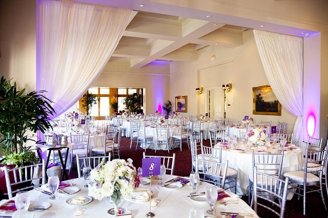Wedding Country Club Chic | Modern Los Angeles Weddings